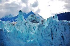 Free Glacial Spire Royalty Free Stock Photo - 22255125