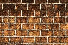 Free Old Brick Wall Texture Background Stock Photography - 22256082