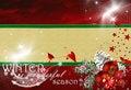 Free Xmas Card No1 Stock Image - 22266001