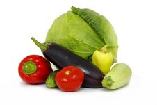 Free Fresh Vegetables Stock Photo - 22262210