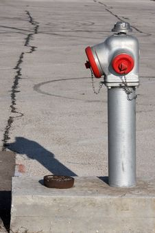 Fire Hydrant. Royalty Free Stock Images