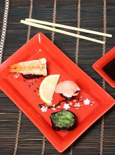 Free Sushi Stock Images - 22265894