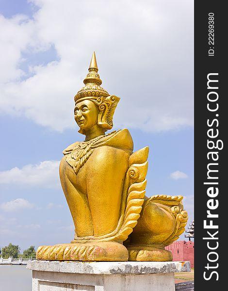 Burmese sculpture