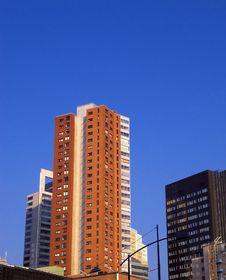 Free Skyscraper Royalty Free Stock Photo - 22273165