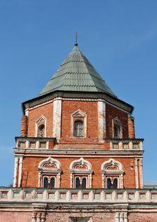 Free Bridge Tower In Izmailovo Royalty Free Stock Image - 22276366