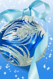 Free New Year S Ball Royalty Free Stock Photo - 22277195