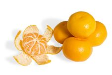 Free Tangerines Stock Images - 22278204