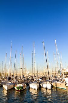 Free Sailboats Royalty Free Stock Photos - 22278568