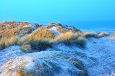 Free Sand Dunes In Blokhus Denmark Stock Photo - 22278790