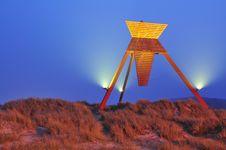 Free Sand Dunes In Blokhus Denmark Stock Image - 22278791