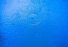 Clear Water Ripple Stock Images