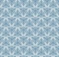 Free Blue Seamless Background Royalty Free Stock Image - 22288506