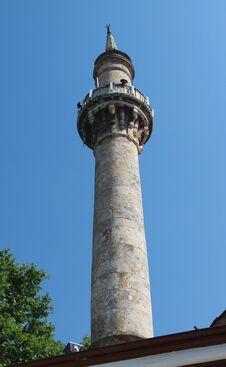 Free Emir Sultan Mosque, Bursa. Stock Photos - 22282353