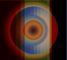 Free Circular Eye Color Royalty Free Stock Photos - 22289978