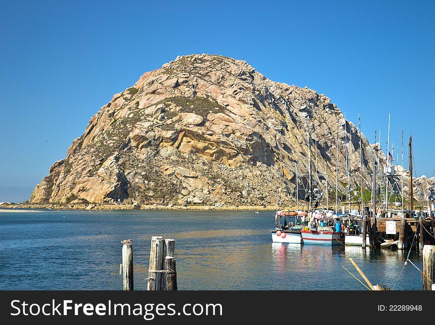 Fishing Boats, Morro Bay California