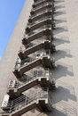 Free Metallic Stairs Royalty Free Stock Image - 22294346