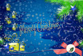 Free Xmas Card No5 Stock Photography - 22297152