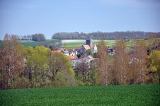 Free Rural French Village Royalty Free Stock Photos - 22290048