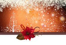 Free Xmas Card No3 Royalty Free Stock Photos - 22290798