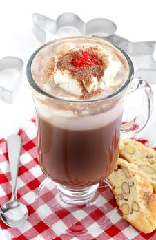 Free Hot Chocolate Stock Images - 22292154