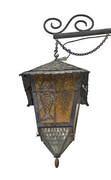 Free Old Lantern Stock Photography - 22293072