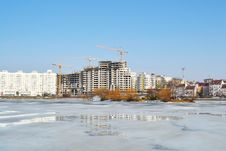 Free View Of Minsk Royalty Free Stock Image - 22295446