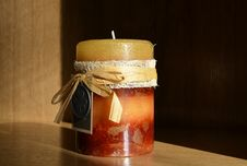 Free Candle Royalty Free Stock Image - 22298896