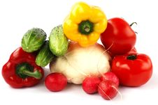 Free Vegetables Royalty Free Stock Photography - 2230317