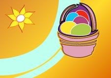 Free Easter Eggs Royalty Free Stock Photography - 2231167