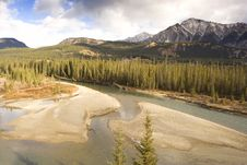 Free Mountain River Valley Stock Photography - 2231582