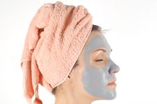 Free Beauty Mask 21 Royalty Free Stock Photos - 2231898
