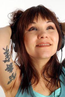 Free Enjoying Music 15 Stock Image - 2231911