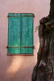 Free Green Window Stock Photos - 2232553