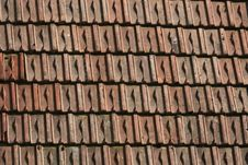 Free Tile Roof Stock Photo - 2233240