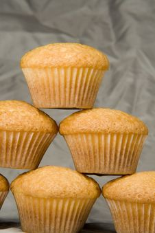 Free Muffins Royalty Free Stock Image - 2234856