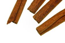 Free Cinnamon Sticks Royalty Free Stock Image - 2235376