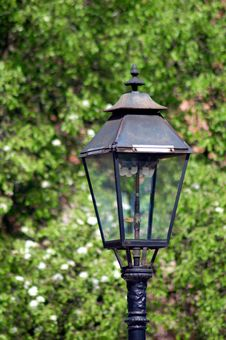 Free Gasoline Lantern Royalty Free Stock Image - 2235716