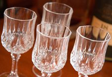 Free Glasses Royalty Free Stock Photography - 2236147