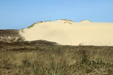 Dunescape Sylt 1 Royalty Free Stock Image