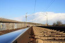 Free Railway Royalty Free Stock Image - 2236716