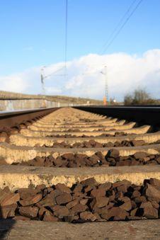 Free Railway Royalty Free Stock Photography - 2236717