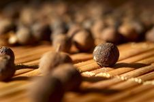 Free Allspice Close-up Royalty Free Stock Images - 2237869