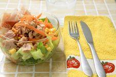 Free Tuna Salad Stock Photos - 2238593