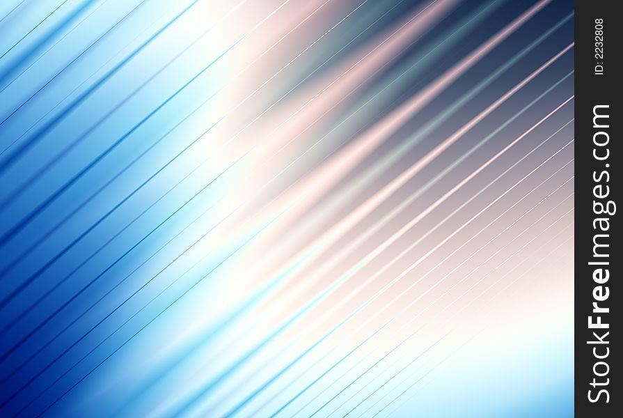 Gradient Blue Lines Stripes Texture