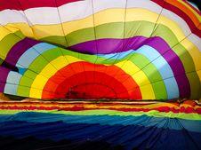 Colorful Balloon Inside Royalty Free Stock Images