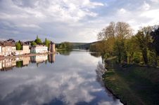 Free A French River Stock Photos - 22301343