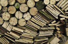 Free Sawn Wood Royalty Free Stock Image - 22303916