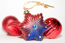 Free Christmas Decorations Royalty Free Stock Images - 22304659