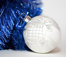 Free Christmas Decorations Stock Images - 22304664
