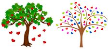Free Tree Of Heart Royalty Free Stock Images - 22307499